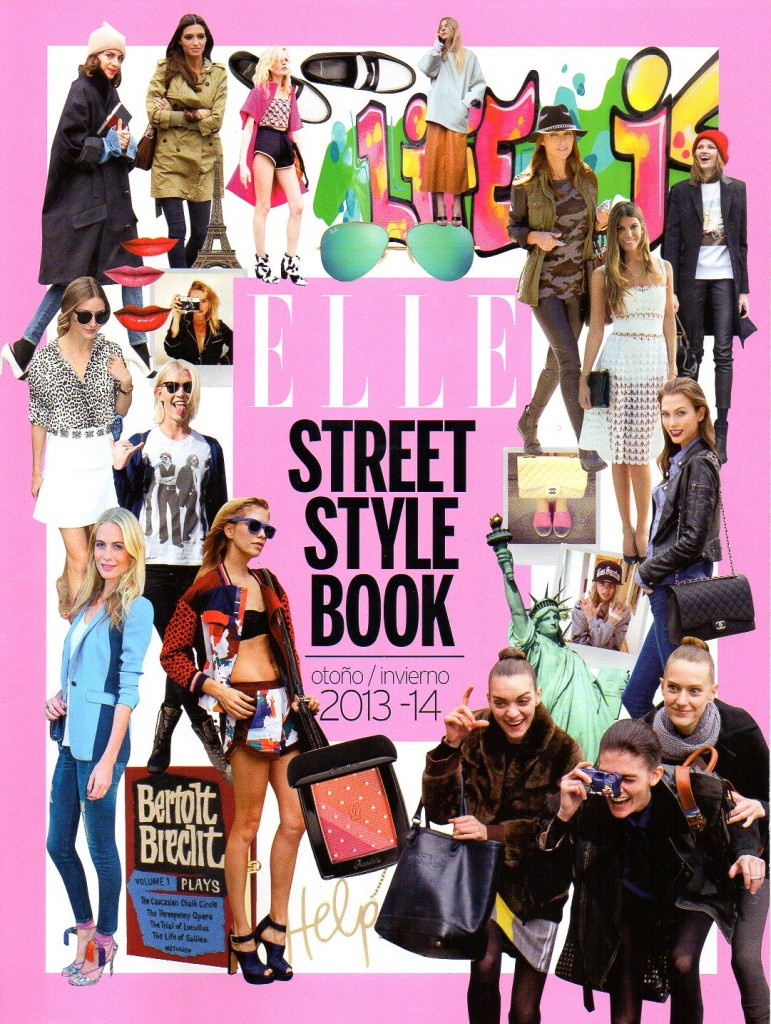 algobonito tous watches elle street style book. Black Bedroom Furniture Sets. Home Design Ideas