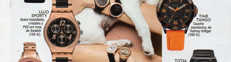 Tous Watches – Glamour