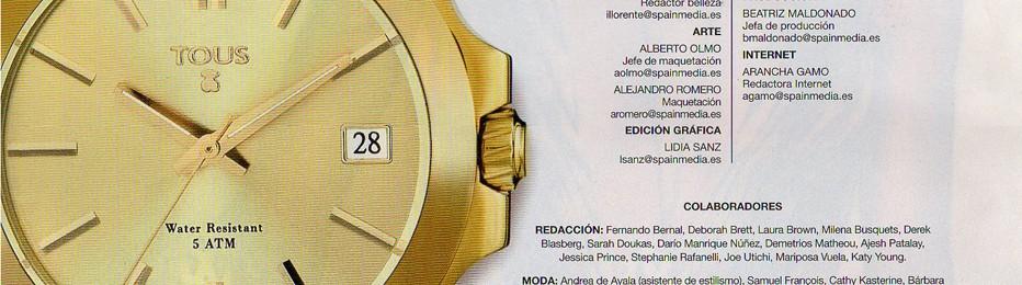 Tous Watches – Harper's Bazaar
