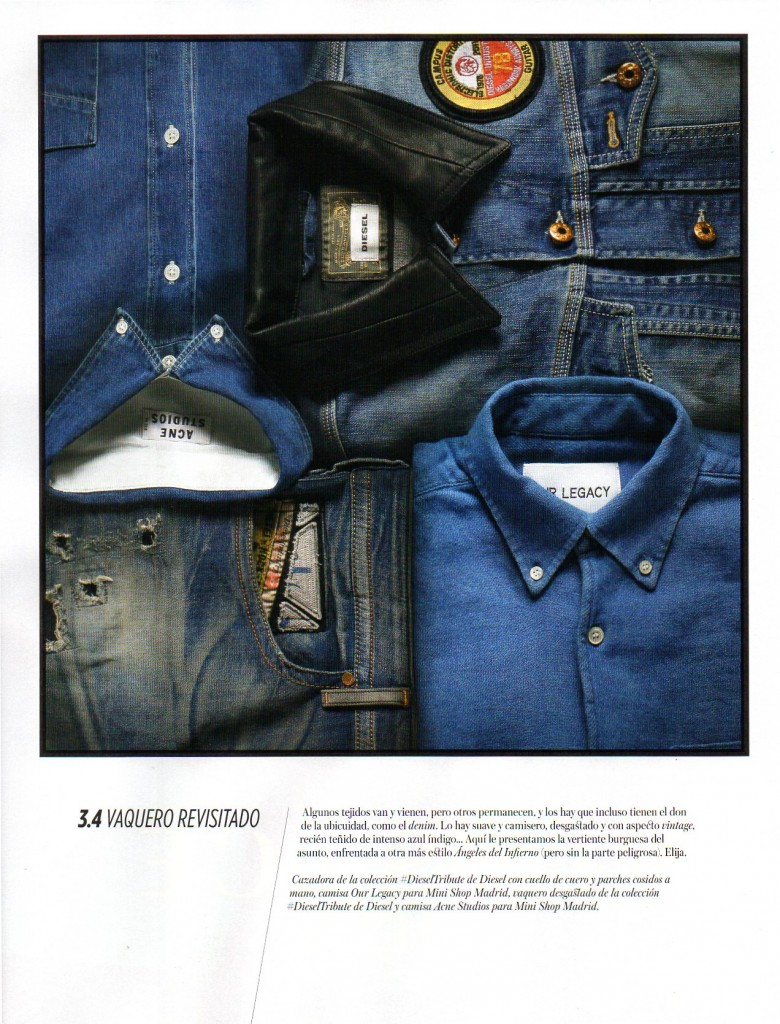 ICON-SPAIN-01.12.2013-DIESEL TRIBUTE JEANS AND JACKET