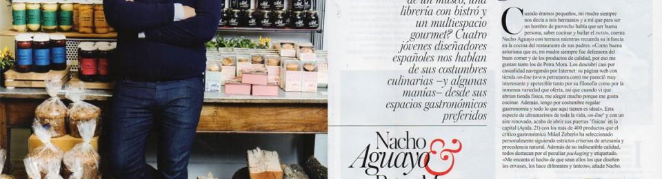 Nacho Aguayo – Vogue Gourmet