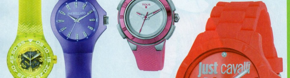 Tous Watches – Woman Shopping