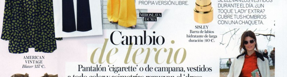 Mint & Rose – Vogue