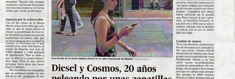Diesel – El País