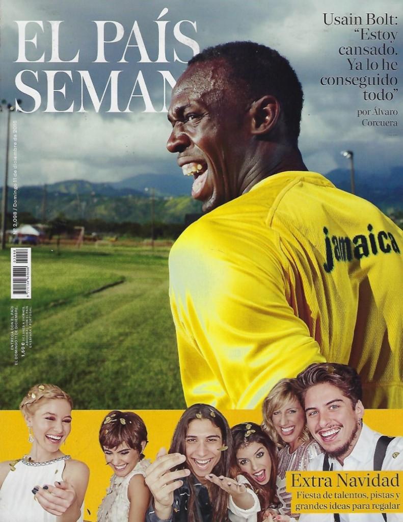 EL PAIS SEMANAL_DIC 11 cover