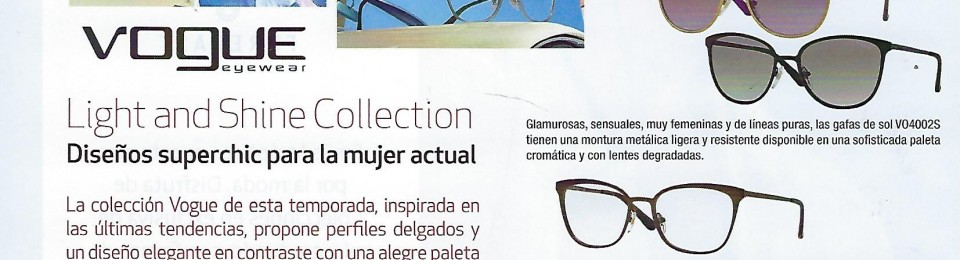 Vogue Eyewear – Look Visión