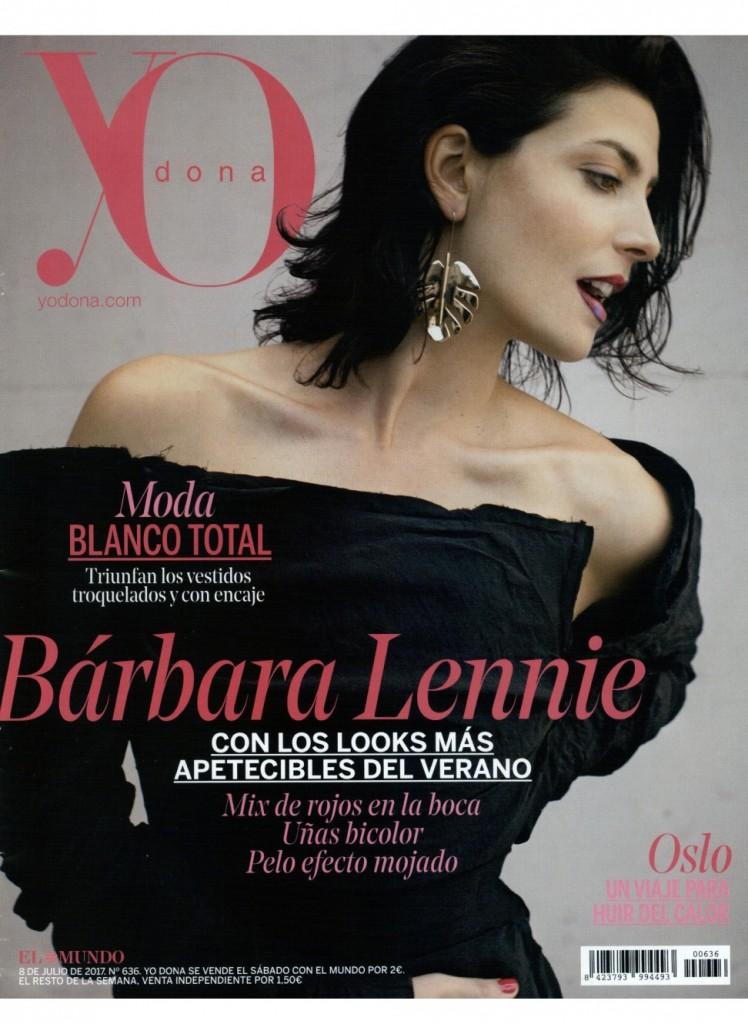 YO DONA-SPAIN-08.07.2017-COVER