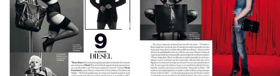 Diesel – Harper's Bazaar