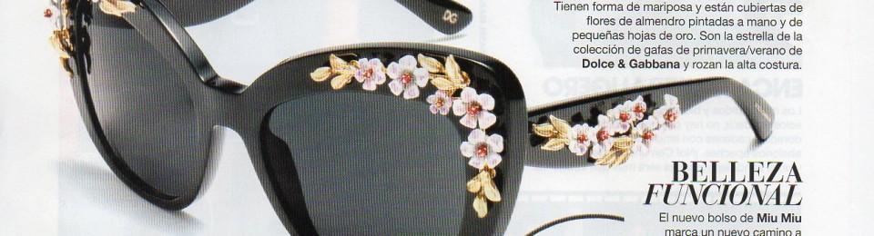 Dolce & Gabbana – Marie Claire