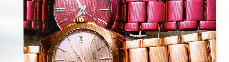 Tous Watches – In Style