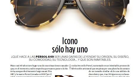 Persol – Esquire